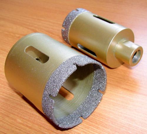 Sehr FGTR Feinsteinzeug Bohrkrone 20 - 68 mm trocken - BMH Shop NH86