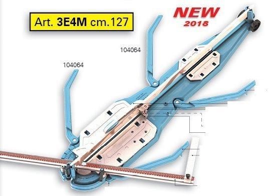 Hervorragend Sigma-Fliesenschneider Max 3E3M Schnittlänge 1260 mm - BMH Shop WY24