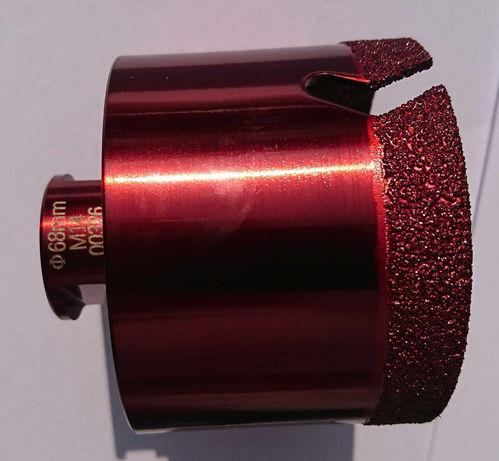 Berühmt FGTR Feinsteinzeug Bohrkrone 20 - 68 mm trocken - BMH Shop NC72