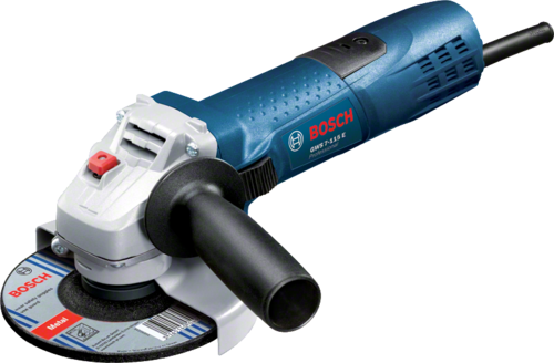 Bosch GWS7-115 E Winkelschleifer Winter-Aktion